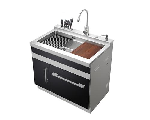 苏州集成水槽洗碗机(单槽)